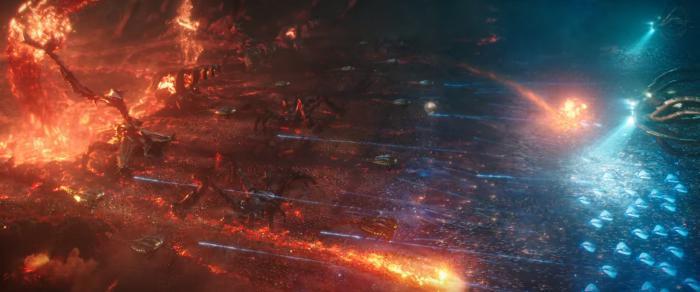 Imagen del último avance de Aquaman (2018)