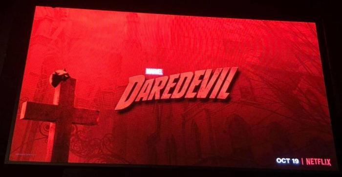 Panel de la tercera temporada de Daredevil en la New York Comic Con