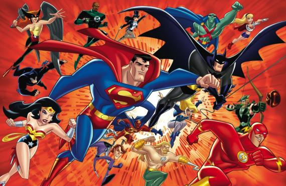 Imagen de Justice League Unlimited