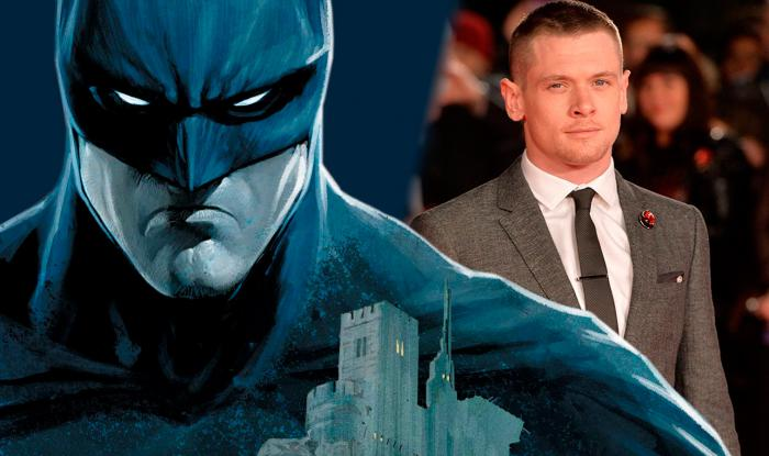 Jack O'Connell rumoreado para el papel de Batman