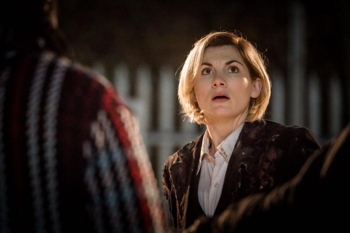 Imagen de Doctor Who 1x11: The Woman Who Fell to Earth