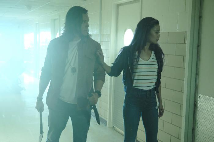 Imagen de The Gifted 2x04: outMatched