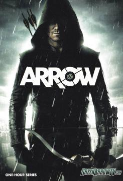 Póster internacional de Arrow
