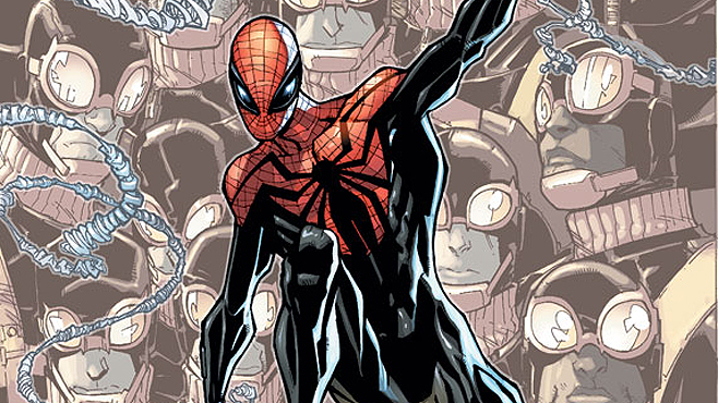 Portada Superior Spider-Man #14