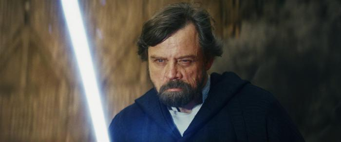Imagen de Luke Skywalker en Star Wars: Los Últimos Jedi / Star Wars: The Last Jedi (2017)