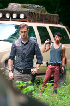 Imagen del episodio 3.01: Seed, de la tercera temporada de The Walking Dead (2012)