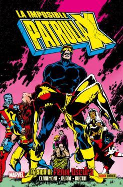 La Imposible Patrulla-X: La saga de Fénix Oscura.