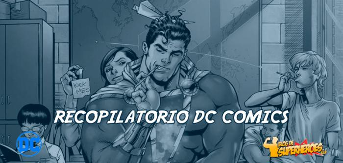 Recopilatorio DC Comics: Shazam!