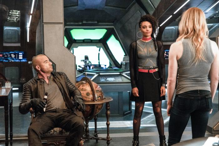 Imagen de Legends of Tomorrow (2015 - ?) 4x04: Wet Hot American Bummer
