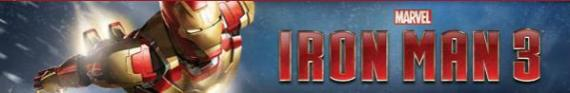 Posible primer banner de Iron Man 3 (2013)
