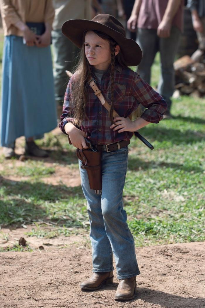 Imagen de los últimos tres episodios del midseason de The Walking Dead