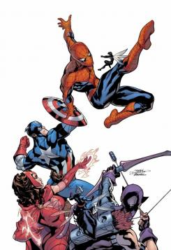 Iimagen del cómic Marvel Knights Spider-Man (2004) #2