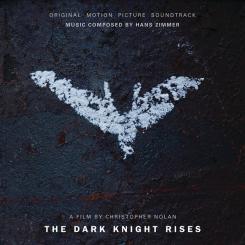 Carátula de la Banda Sonora de The Dark Knight Rises / El Caballero Oscuro: La Leyenda Renace (2012)