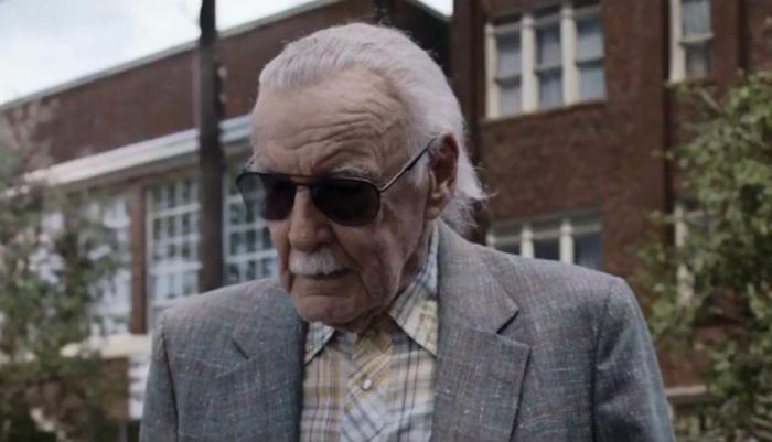 Imagen del cameo de Stan Lee en Ant-Man y la Avispa (2018)