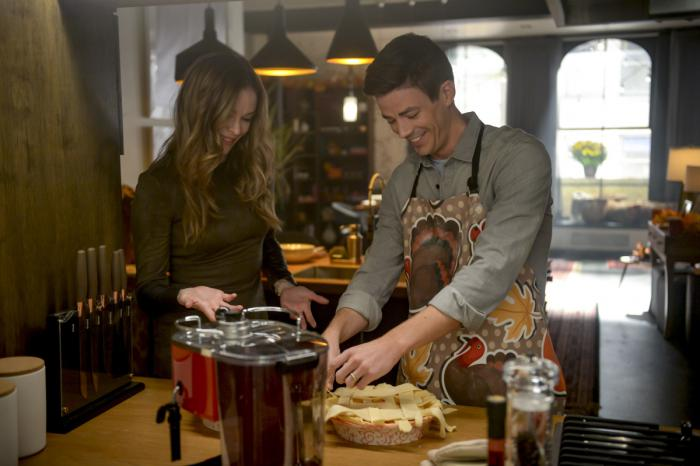 Imagen de The Flash (2014 - ?) 5x07: O Come, All Ye Faithful