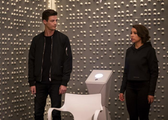 Imagen de The Flash 5x08: What's Past Is Prologue