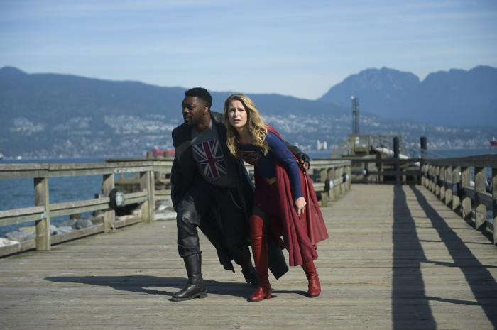 Imagen de Supergirl (2015 - ?) 4x07: Rather The Fallen Angel