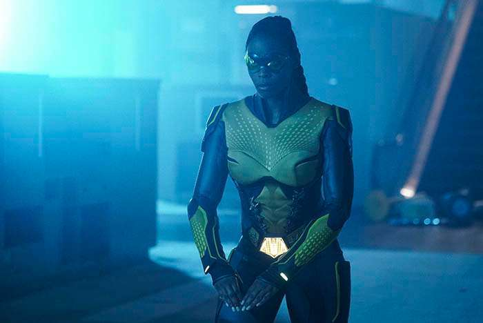 Imagen de Black Lightning 2x07: The Book of Blood: Chapter Three: The Sange