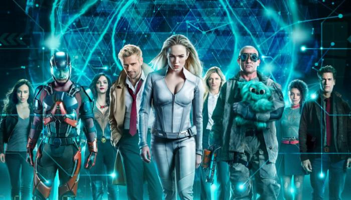 Imagen promocional de la cuarta temporada de Legends of Tomorrow