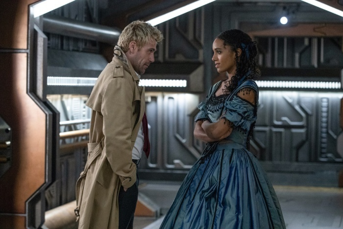 Imagen de Legends of Tomorrow 4x07: Hell, No, Dolly!