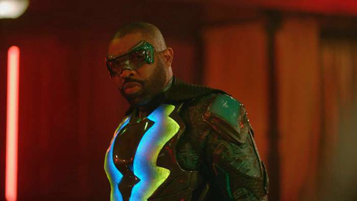 Imagen de Black Lightning 2x08: The Book of Rebellion: Chapter One: Exodus