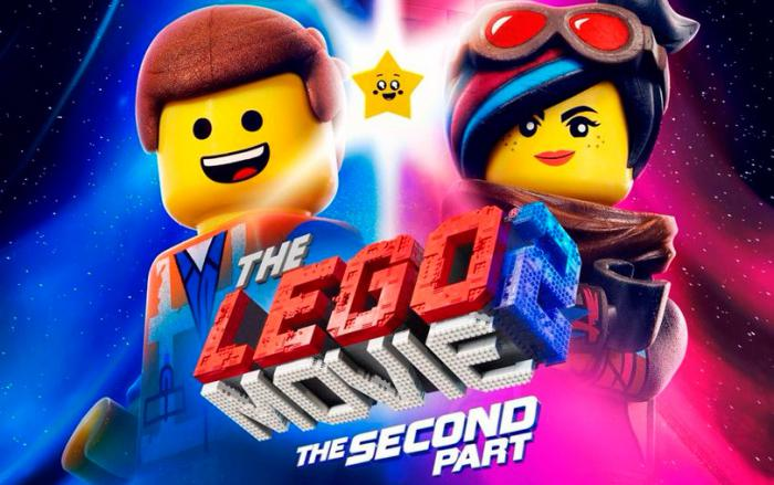 Banner de The LEGO Movie 2: The Second Part