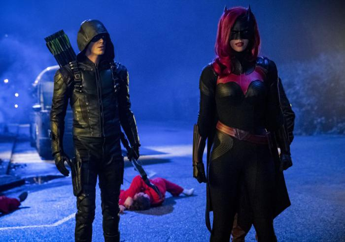 Imagen de Arrow 7x09: Elseworlds, Part 2