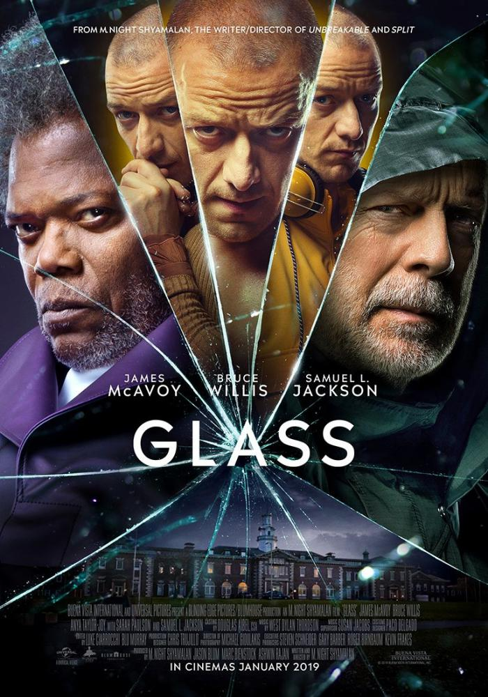 Póster de Glass (2019)