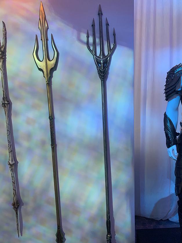 Exposición de Aquaman (2018)