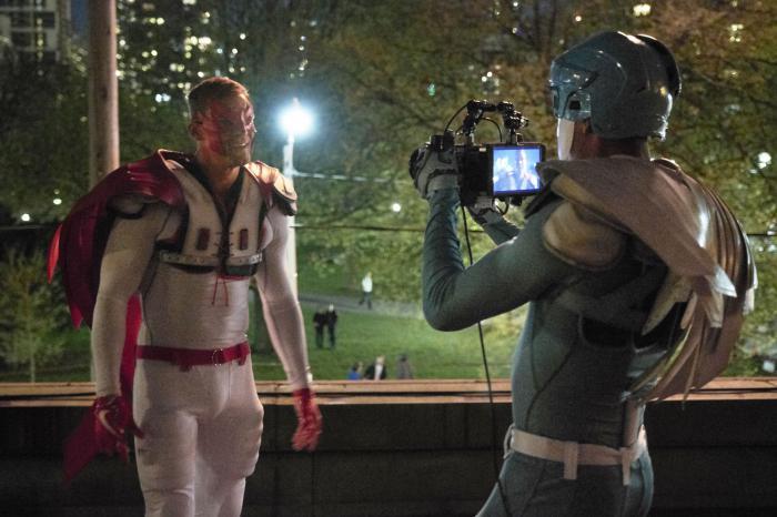 Imagen de Titans 1x09: Hank & Dawn