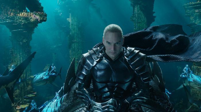 Imagen de Orm/Ocean Master en Aquaman (2018)