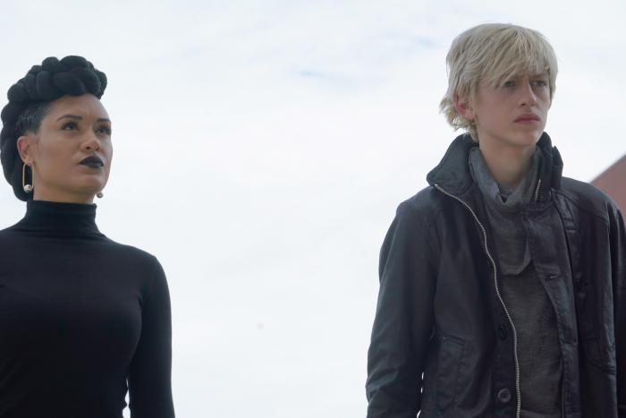Imagen de The Gifted 2x09: gaMe changer