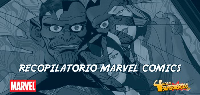Recopilatorio Marvel Comics: detalles de la miniserie Meet The Skrulls