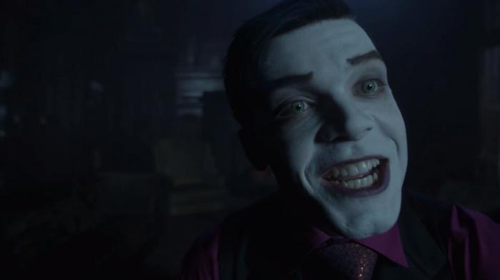 Imagen a baja calidad de la quinta temporada de Gotham (2018)
