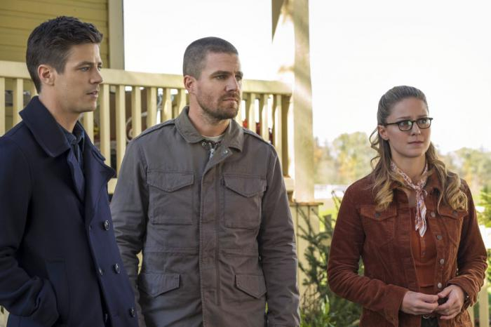 Imagen de The Flash 5x09: Elseworlds, Part 1