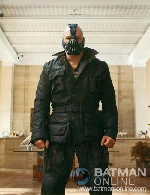 Scan de The Dark Knight RIses (2012)