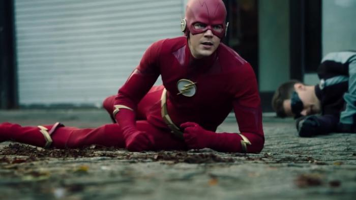 Imagen de The Flash 5x10: The Flash & The Furious