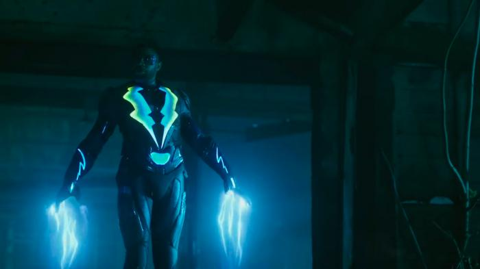 Imagen de Black Lightning 2x10: The Book Of Rebellion: Chapter Three: Angelitos Negros
