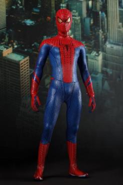 Figura de Spider-Man hecha por Hot-Toys para The Amazing Spider-Man (2012)
