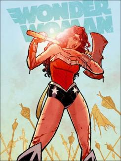 Wonder Woman en los New 52