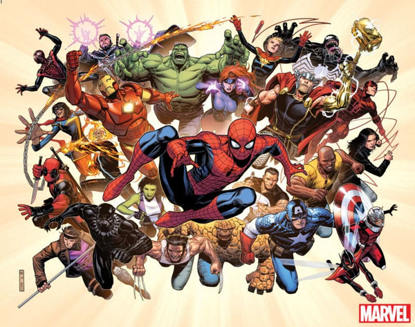 Universo Marvel Cómics