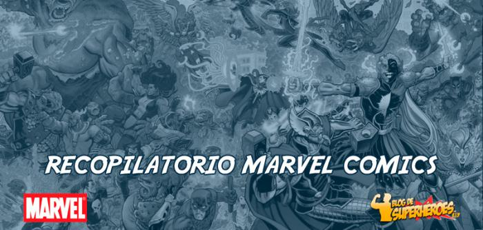 Recopilatorio Marvel: teaser de War of the Realms