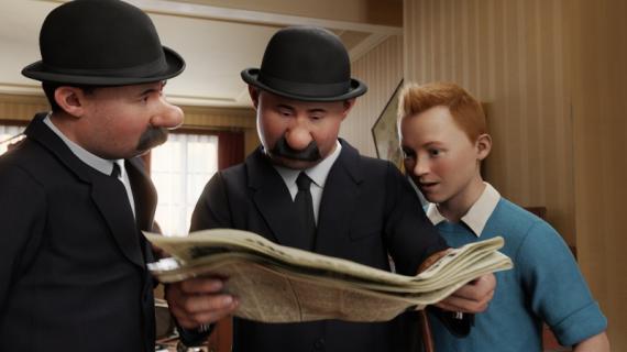 Imagen de Las Aventuras de Tintin: El secreto del