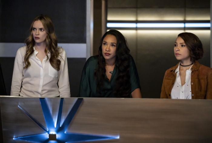 Imagen de The Flash (2012 - ?) 5x10: The Flash and the Furious