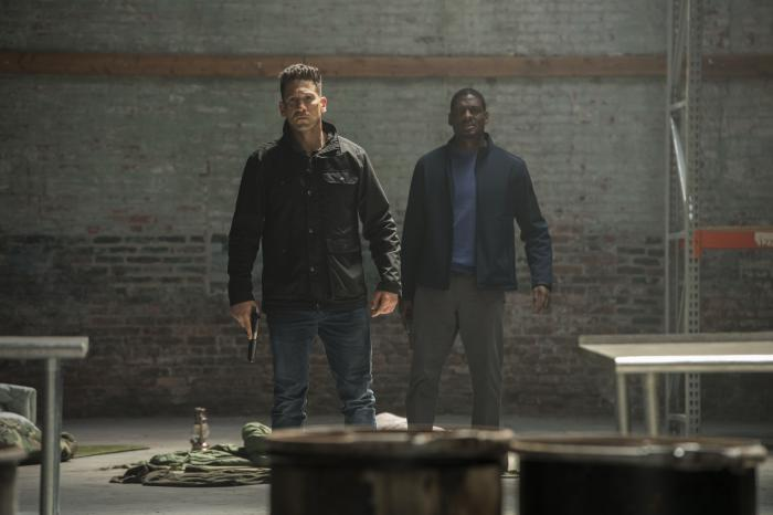 Imagen de la segunda temporada de The Punisher (2017 - ?)