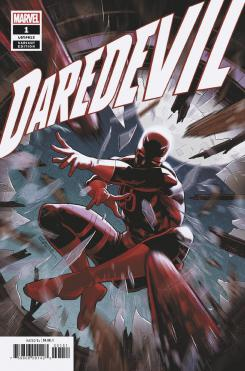 Portada alternativa de Daredevil #1 (marzo 2019)