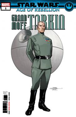Portada de Star Wars: Age of Rebellion - Grand Moff Tarkin #1