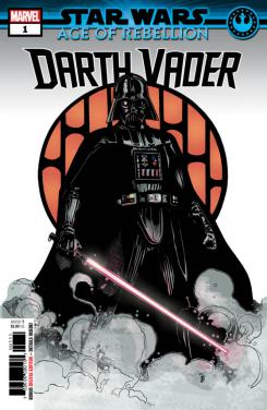 Portada de Star Wars: Age of Rebellion - Darth Vader #1