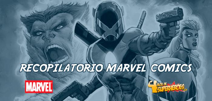 Recopilatorio Marvel Comics: primeros detalles de Major X de Rob Liefeld