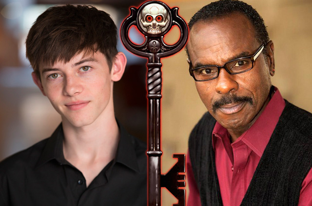 Griffin Gluck y Steven Williams se unen al reparto de Locke & Key